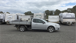 Call Geoff or Vince at Affordable Caravan Storage